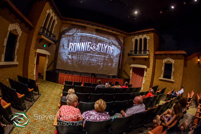 Winter Garden Theatre Bonnie And Clyde Photography Corporate Event Orlando Photographers