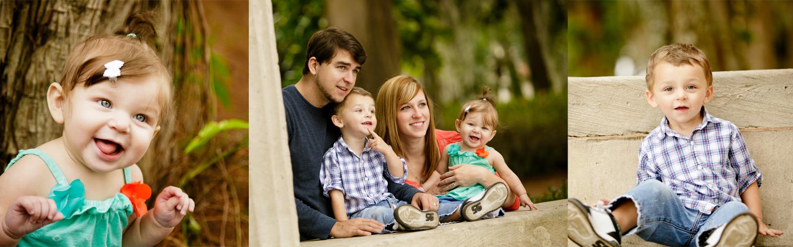 Slide 4 | Winter Park Family Portrait Sessions | Orlando Family Photographers