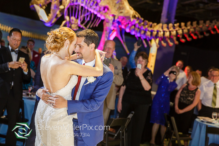 Weddings at the Orlando Science Center