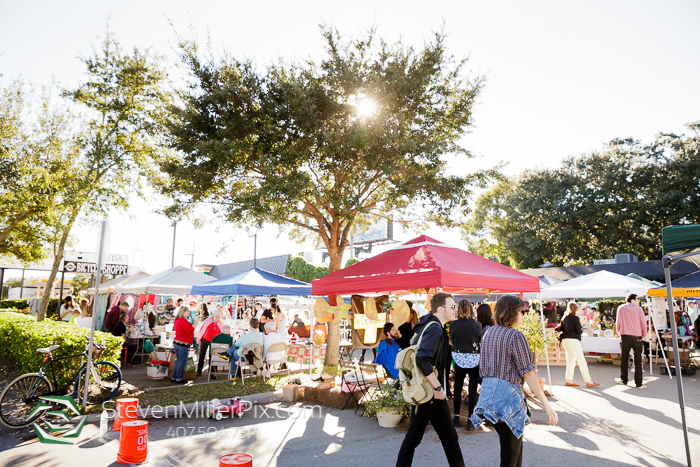 Audubon Park Grandma Party Bazaar | East End Market Book Fair