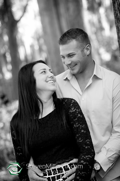 Orlando Wedding Photographers | Winter Park Engagement Session Photos
