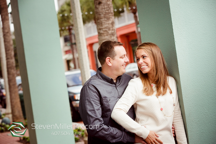 Engagement Photos in Celebration Florida | Steven Miller Photography