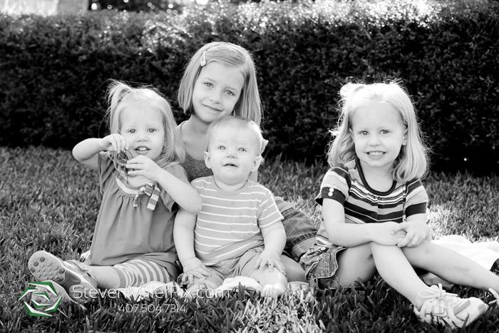 Orlando Family Portrait Photographers | Steven Miller Photography