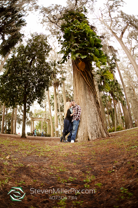 Downtown Orlando Wedding Photographers | Winter Park Engagement Photos