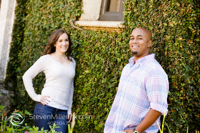 Rollins College Engagement Sessions | Orlando Wedding Photographers Steven Miller