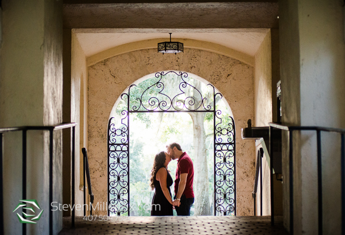 Rollins College Engagement Session Wedding Photographers