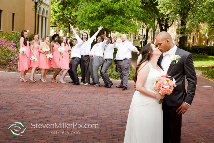 Mead Gardens Wedding Photographers | Winter Park Weddings