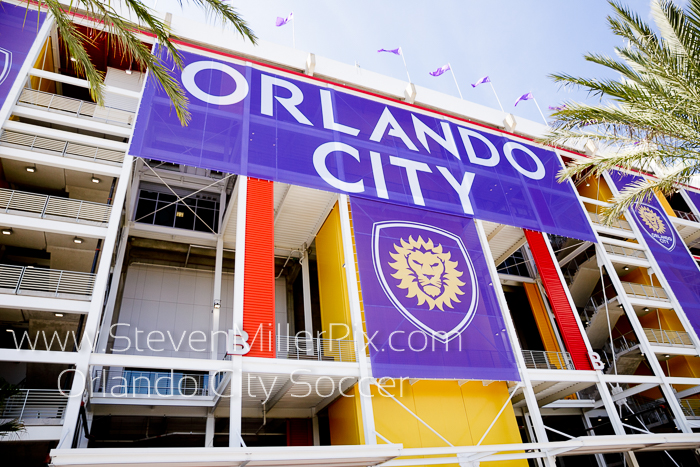 Orlando City Soccer Club Opening Game Photos