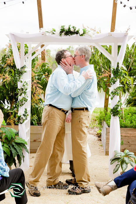 LGBT Wedding Photographers | Orlando Airport Marriott Weddings