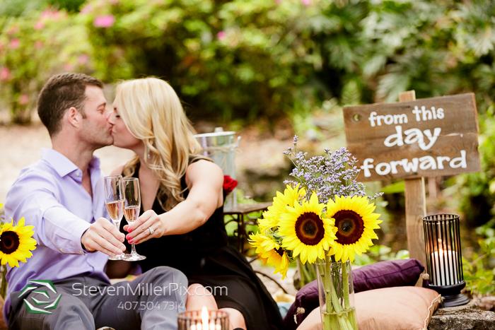 Orlando Surprise Proposal Photographers | Nicole Squared Events