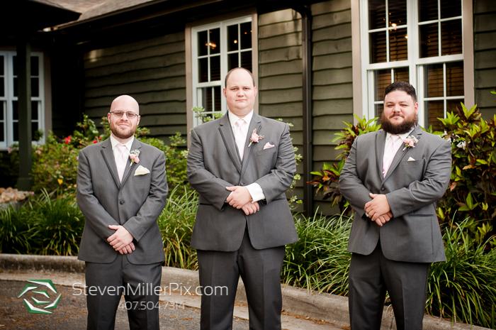 Historic Dubsdread Ballroom Orlando Wedding Photographers