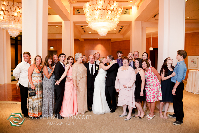 Just Marry Weddings Orlando | Hyatt Regency Grand Cypress Wedding Photographers