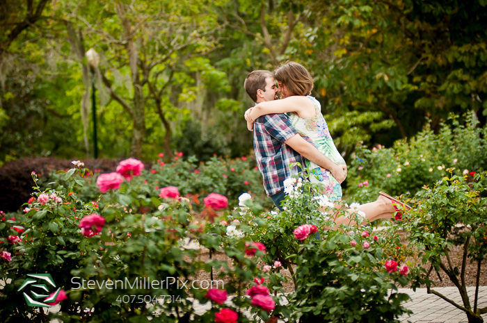 Leu Gardens Engagement Photographers | Corpus Christ Celebration Weddings