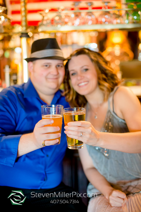 Orlando Wedding Photographers   Fiddler's Green Engagement