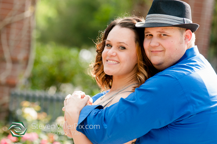 Orlando Wedding Photographers | Winter Park Engagement