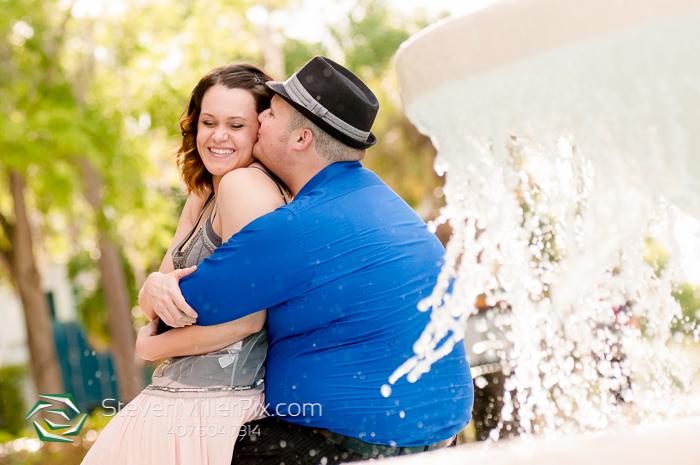 Orlando Wedding Photographers | Winter Park Engagement