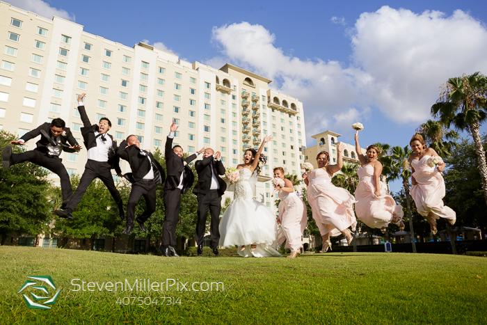 Omni Resort at Championsgate Orlando Wedding Photographers