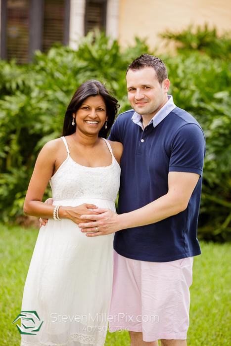 Winter Park Orlando Maternity Photographers