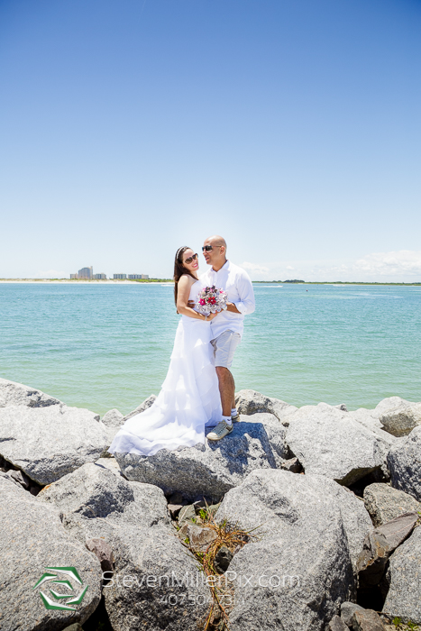 Lighthouse Point Park Weddings | Ponce Inlet Wedding Photographers