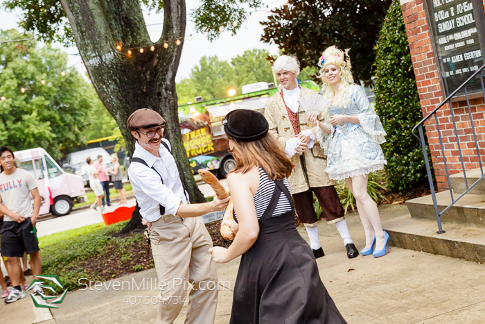 Audubon Park Garden District Bastille Day Photographer