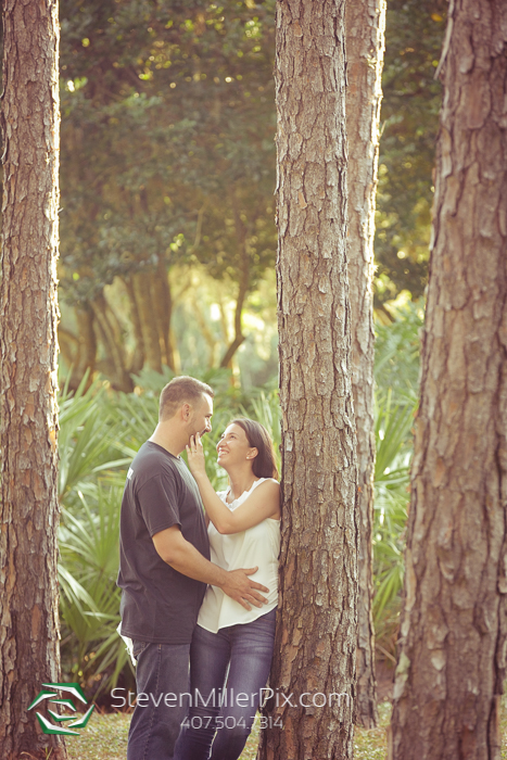 Orlando Wedding Photographers | Creative Engagement Photos