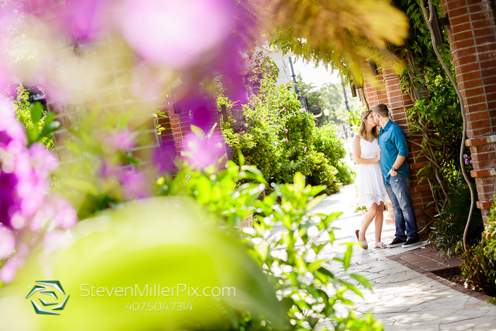 Winter Park Engagement | Crystal Ballroom Altamonte Weddings