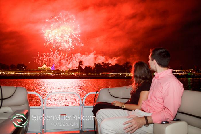 Disney World Surprise Proposal Photographers Steven Miller