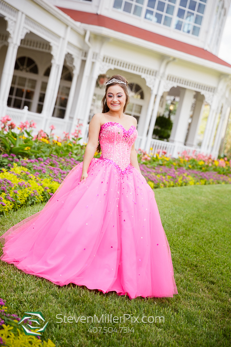 Orlando Sweet 16 Portrait Photographers