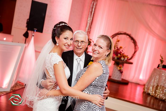 Lake Mary Events Center Wedding Photographers