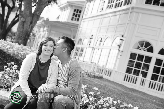 Disney Grand Floridian Engagement Sessions