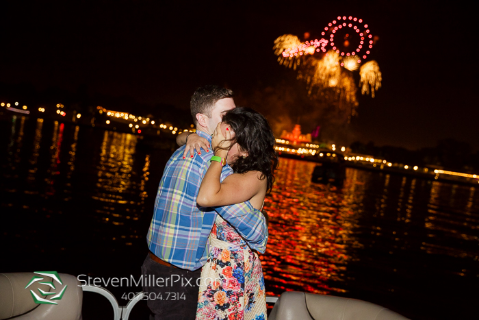 Disney World Surprise Proposal Photographers