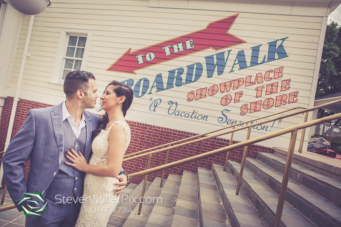 Walt Disney World Travel Engagement Session