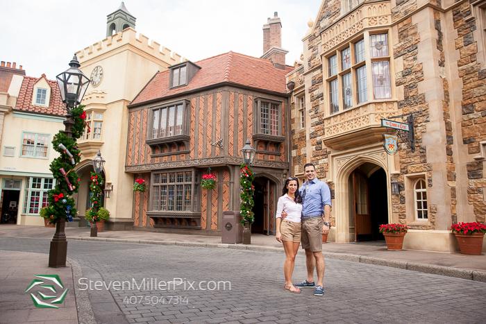 Walt Disney World Travel Engagement Session