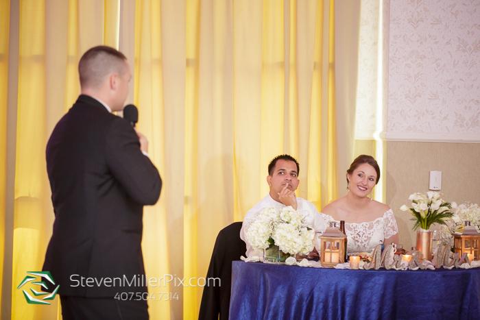 Orlando Lake Mary Events Center Wedding
