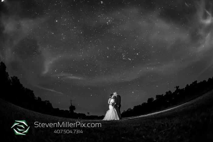 Florida Night Sky Wedding Photographers