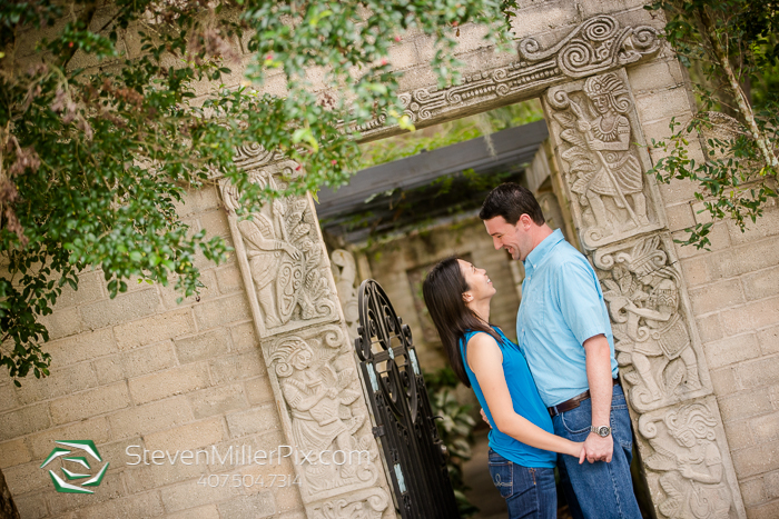 Maitland Art Center Wedding Photographer