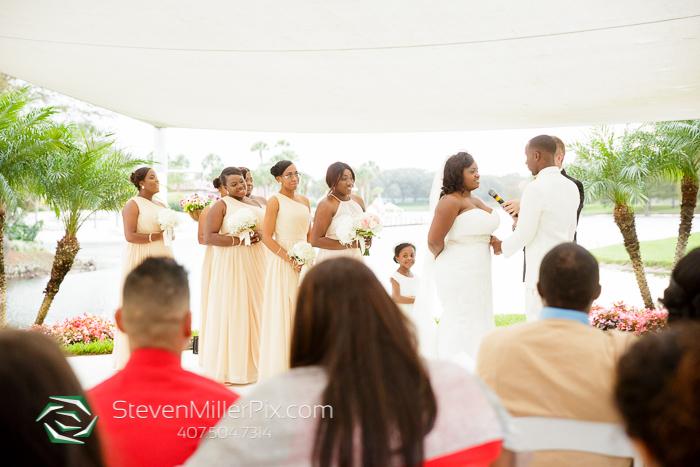 Orlando Wedding at Hyatt Regency Grand Cypress