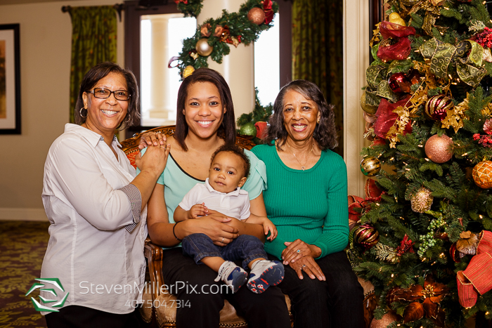 Wyndham Grand Bonnet Creek Family Portraits