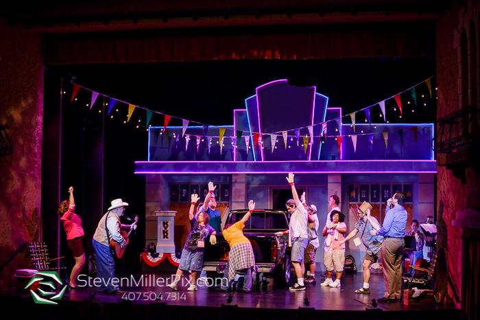 Hands on a Hardbody Garden Theatre