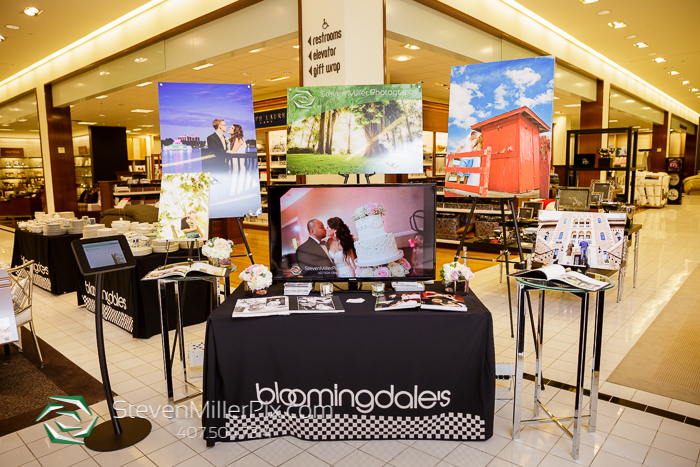 Bloomingdales Orlando Wedding Show Photographer