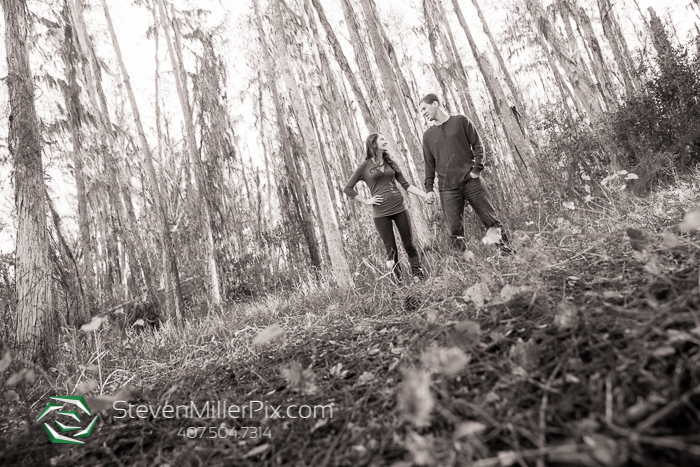 Lake Louisa Engagement Wedding Photographer