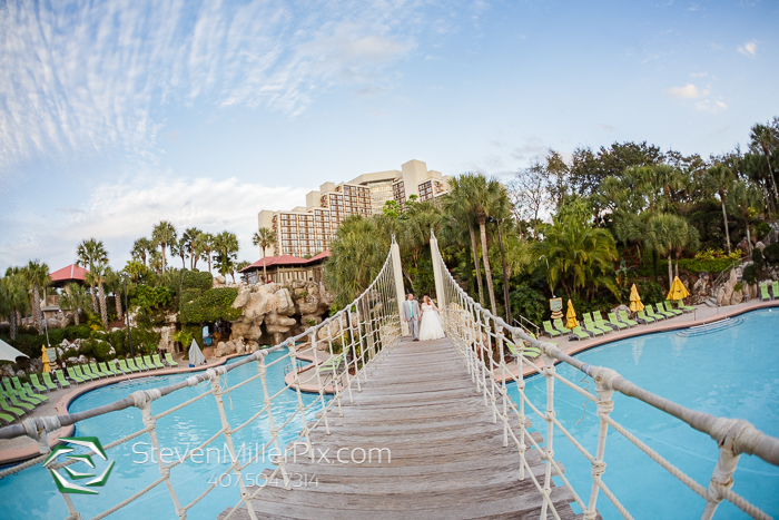 Outdoor Orlando Hyatt Regency Grand Cypress Weddings