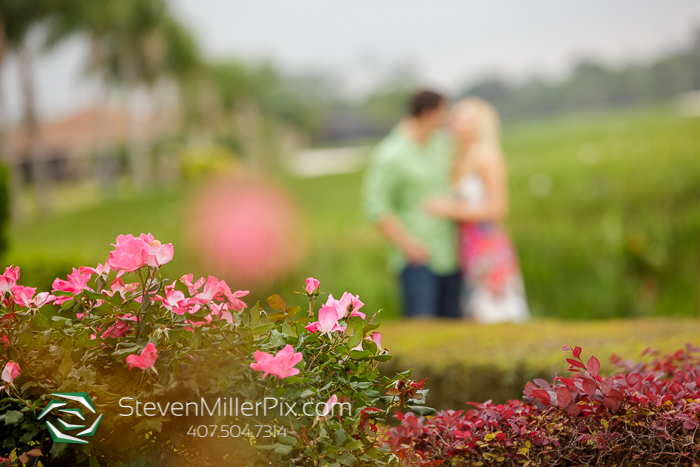Winter Haven Engagement Photos