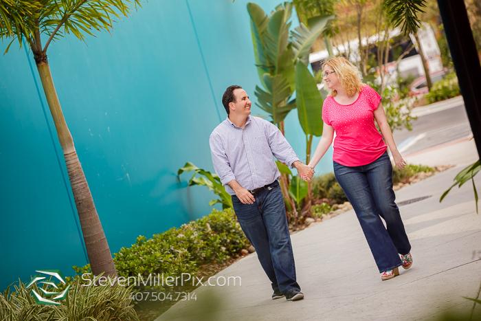 Engagement Session Orlando Eye Photographer