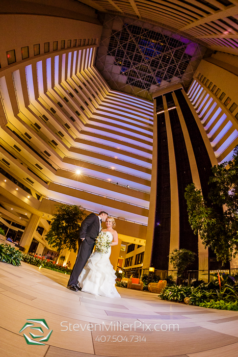 Affordable Hyatt Orlando Wedding Photographers