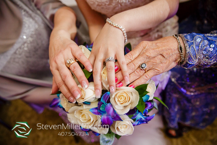 Solivita Stonegate Ballroom Wedding Photographer