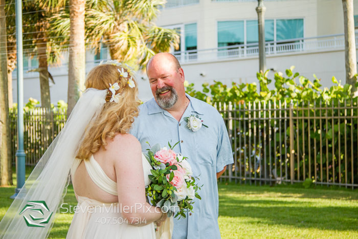 Sheraton Sand Key Beach Clearwater Weddings