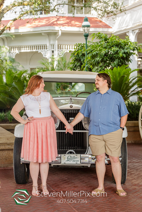 Walt Disney World Engagement Photos