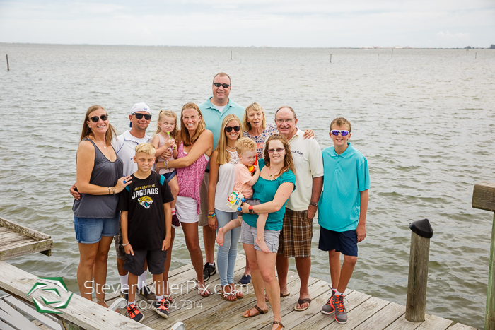 Merritt Island Family Portrait Photography