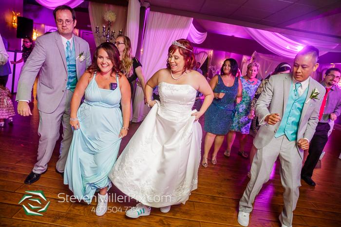 Altamonte Crystal Ballroom Wedding Photos